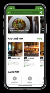 Web Design Mobile Mockup